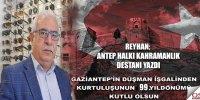 Gaziantep' in kurtuluşu