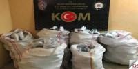 Şırnak'ta kaçakçılık
