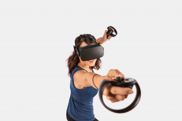 TouchSense Force Immersion Combiing Hardware and Software Solutions for VR Immersive Experience
