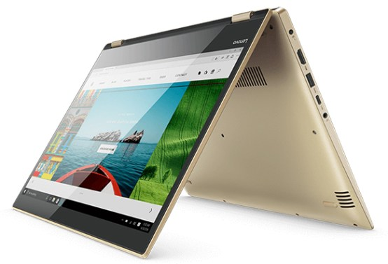 Lenovo Yoga 520 Specifications