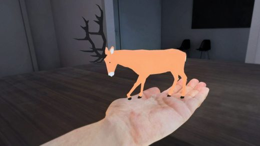 AxonVR HaptX platform Allows Real Time Touch Feelings