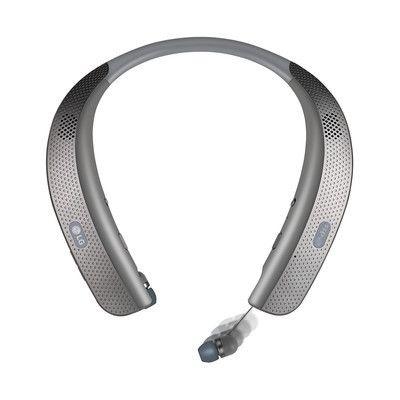 The new wireless stereo headset LG TONE Studio