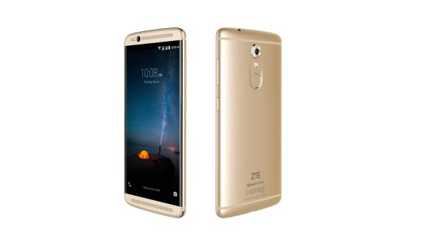 The ZTE Axon 7 is updated with different improvements