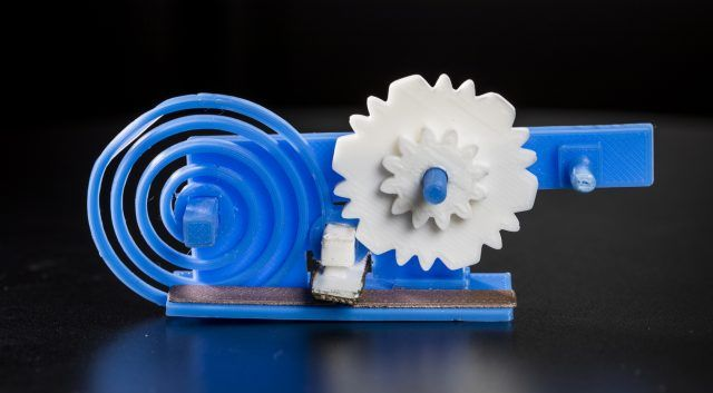 3D Printing Wireless Connected Objects: Capable of transmitting over WiFi without electronic components