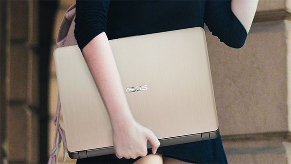 ASUS X507, powerful new notebook with NanoEdge screen