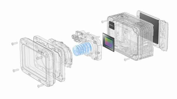 Sony RX0, the ultra compact digital camera that resists water and shock