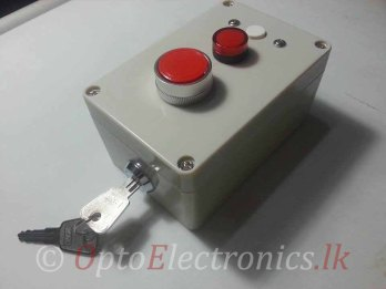 Wireless Push Button Switch
