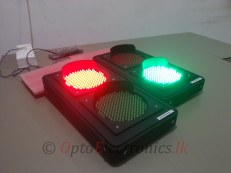 Smart LED Traffic Light System - TFLRG