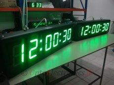 DIGITAL CLOCKS - WIRELESS PRECISION