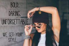 Bold and daring