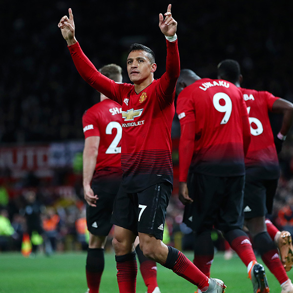 Image result for manchester united  Solskjae reveals player to s Man United clash against Southampton gettyimages 1046648010