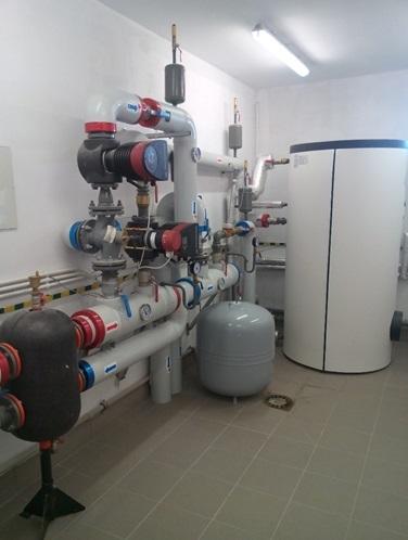 Węzeł cieplny optymalizator budynku Audyt efektywności energetycznej