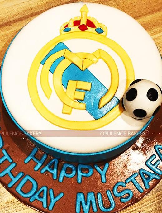 Football Customised Cake