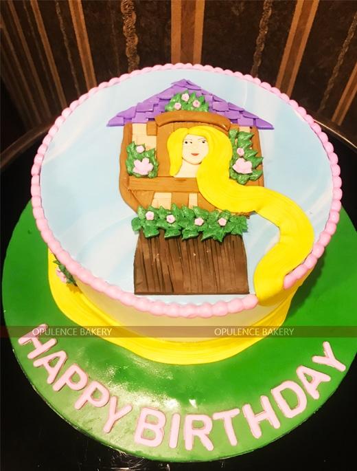 elmas rana cake fondant