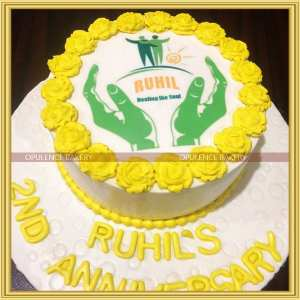 ngo anniversary cakes