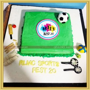 cake for sports clubs