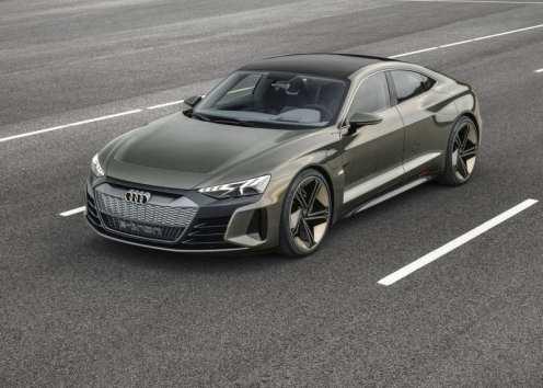 Opulent Club Audi E-Tron GT 5