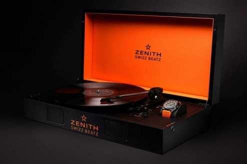 Zenith Defy Classic Swizz Beatz Edition 4