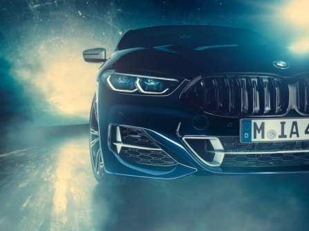BMW Individual M850i Night Sky 3