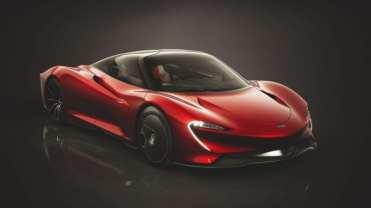 McLaren Speedtail Dynamic OpulentClub 1