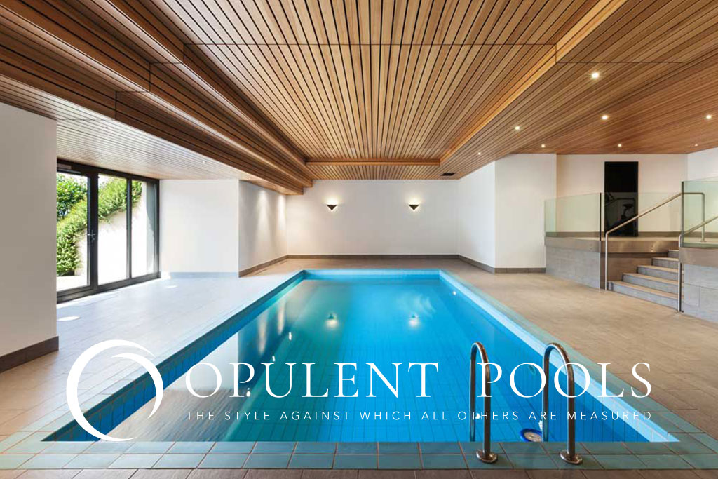 Luxury Indoor Swimming Pool Builders