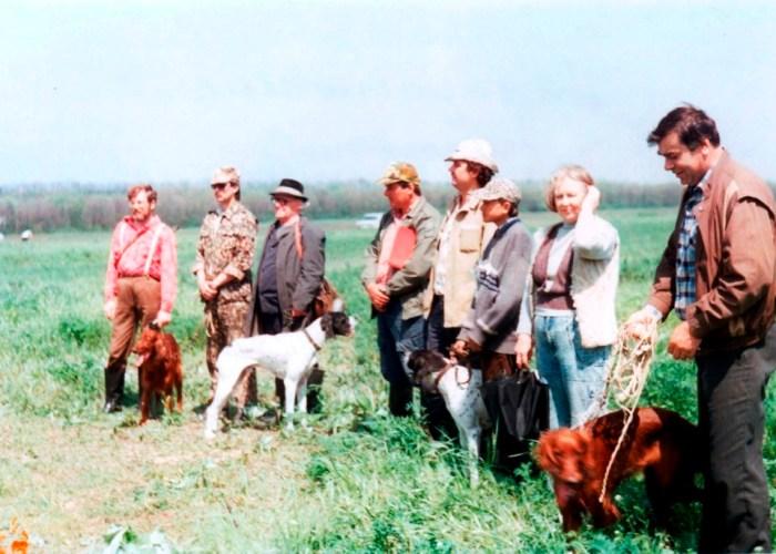 1995.05 Мариупольские испытания легавых. Участники.