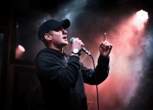 Liksa et son premier 1er EP au festival Origines Contrôlées