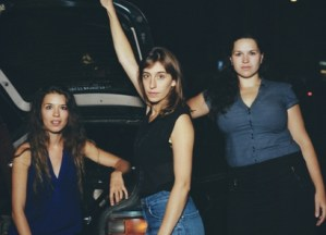 Cocanha, girls band occitan
