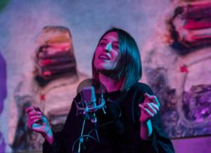 [Photos] Les parenthèses acoustiques #5 – La Sainte Dynamo – 27/01/2019