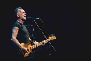 [Photos] Sting – Festival de Carcassonne – 26/07/2019