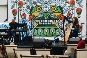 [Photos] Concert en transat – Agathe & Tom Terrien – Le Metronum – 01/08/2020
