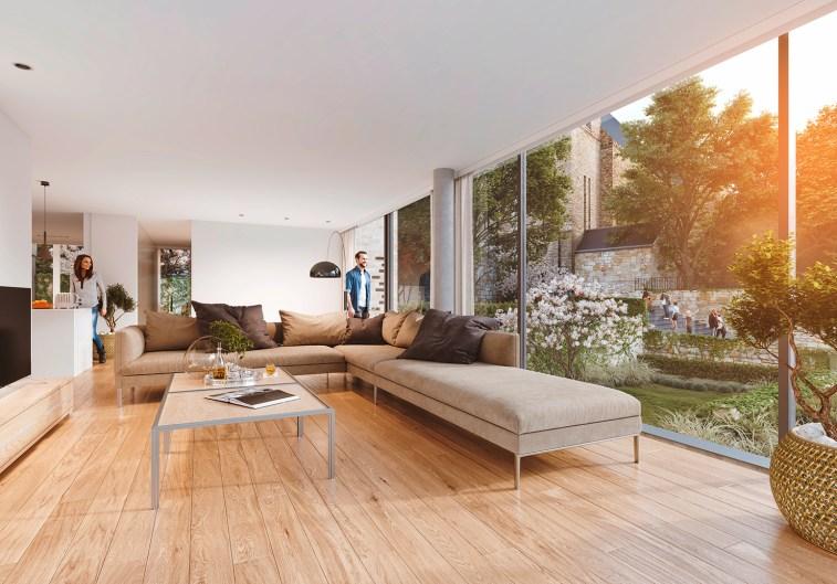Opus25_Garten Appartements