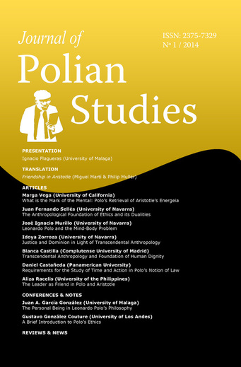 Journal of Polian Studies - Vol1-2014