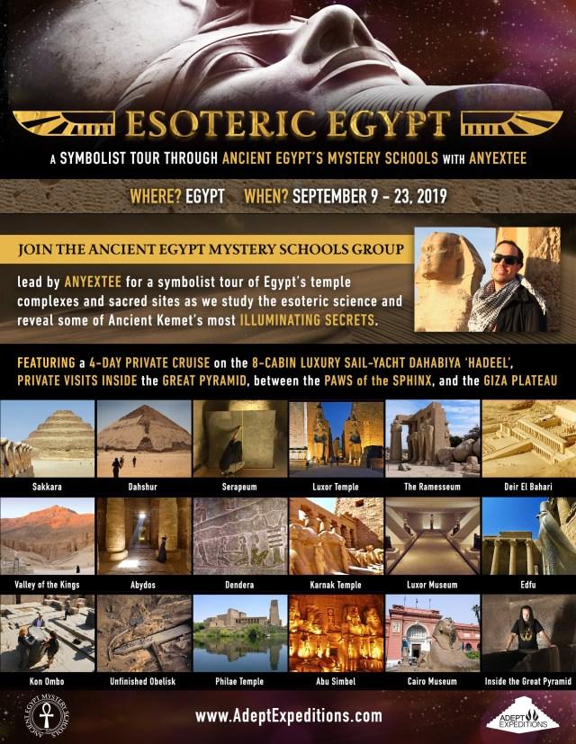 Esoteric-Egypt-Symbolist-Tour-Anyextee-2019-Flyer