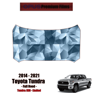 2014 – 2021 Toyota Tundra – Precut Paint Protection Kit (PPF) Full Hood