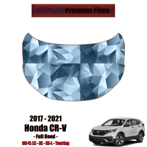 2017 – 2021 Honda CR-V – Precut Paint Protection Kit (PPF) Full Hood