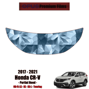 2017 – 2021 Honda CR-V – Precut Paint Protection Kit (PPF) Partial Hood