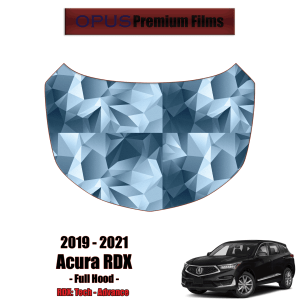 2019 – 2021 Acura RDX – Precut Paint Protection Kit (PPF) – Full Hood