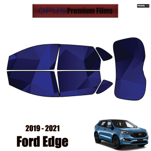 2019 – 2021 Ford Edge – 2 Front Doors Precut Window Tint Kit Automotive Window Film