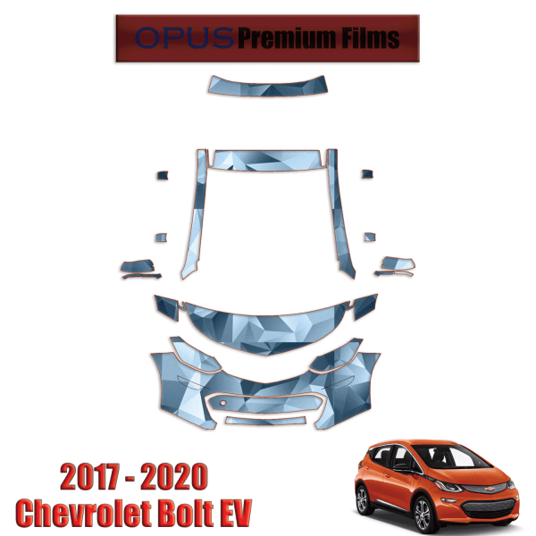 2017 – 2020 Chevrolet Bolt EV – Paint Protection Kit