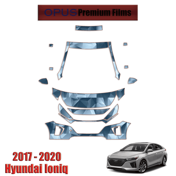2017-2020 Hyundai Ioniq – Paint Protection Kit