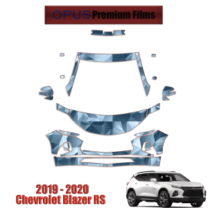 2019 – 2020 Chevrolet Blazer – Paint Protection Kit