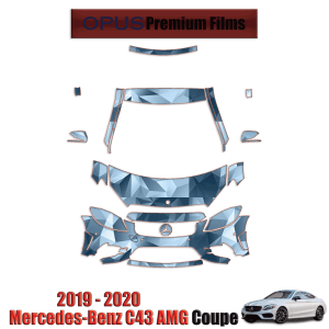 2019 – 2020 Mercedes Benz C-Class – Paint Protection Kit