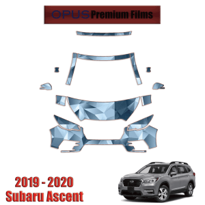2019 – 2020 Subaru Ascent – Paint Protection Kit