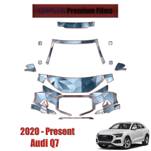 2020 Audi Q7 – Paint Protection Kit