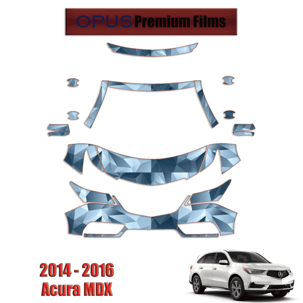 2014 – 2016 Acura MDX – Paint Protection Kit