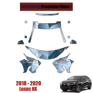 2018 – 2020 Lexus NX – Paint Protection Kit