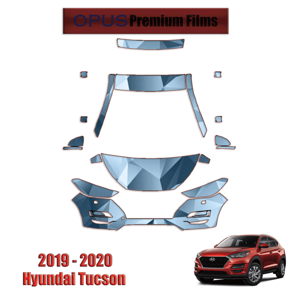 2019 – 2020 Hyundai Tucson – Paint Protection Kit