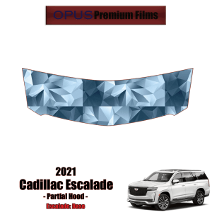 2021 Cadillac Escalade – Precut Paint Protection Kit (PPF) Partial Hood