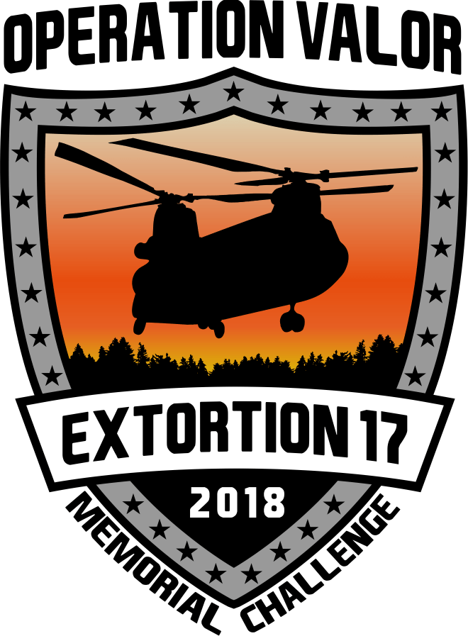 Extortion 17 Memorial Fitness Challenge – TEAM REGISTRATION